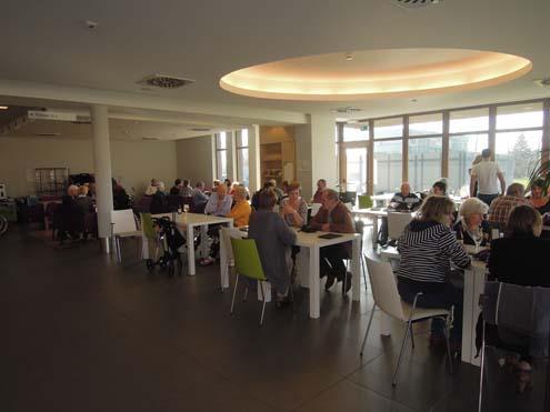 revalidatieziekenhuis RevArte cafetaria