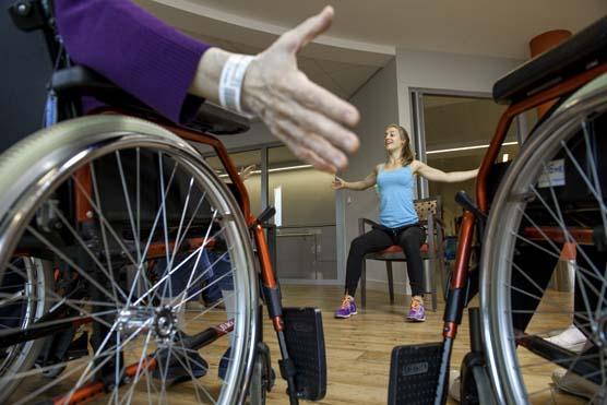 Revalidatieziekenhuis RevArte sport- en bewegingstherapeut