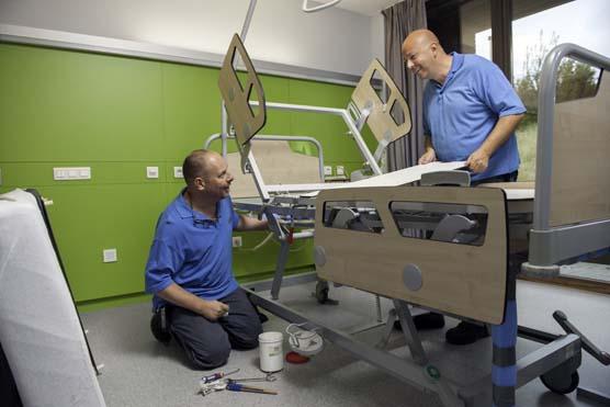 revalidatieziekenhuis revarte technische dienst