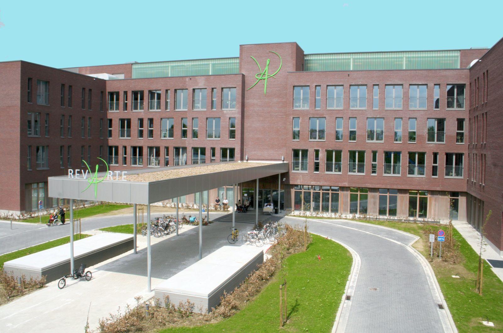revalidatieziekenhuis RevArte opname