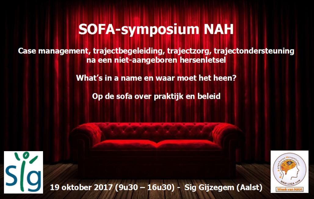 revalidatieziekenhuis RevArte Sofa symposium
